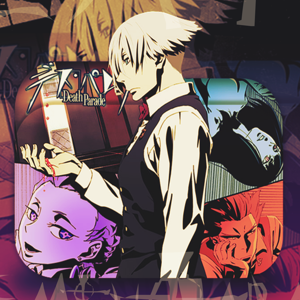 Death Parade - Manga DVD
