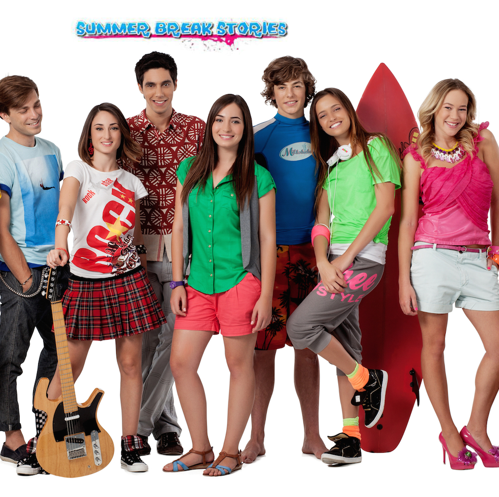 Summer Break Stories - Série Disney Channel