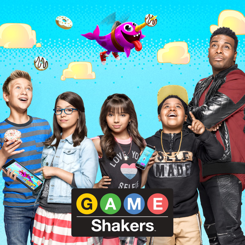 Game Shakers - Série Nickelodeon