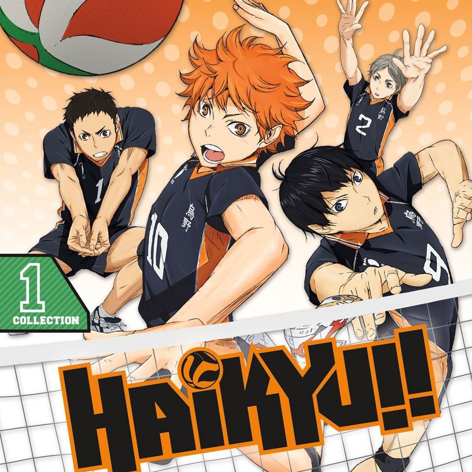 Haikyu!! - Manga DVD