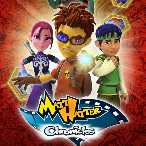 Matt Hatter Chronicles – Gulli