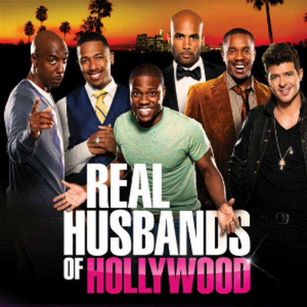 Real Husbands of Hollywood - Série BET France